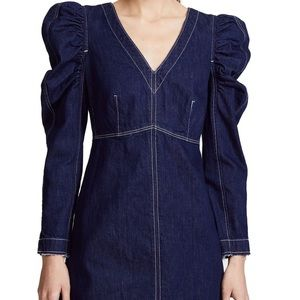 Denim dress by La Vie Rebecca Taylor